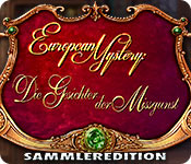 Computerspiele herunterladen : European Mystery: Die Gesichter der Missgunst Sammleredition