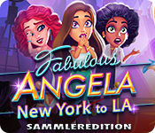 Fabulous Angela: New York to LA Sammleredition