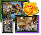 Computerspiele - Fairytale Mosaics Beauty And The Beast