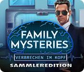 Family Mysteries: Verbrechen im Kopf Sammleredition