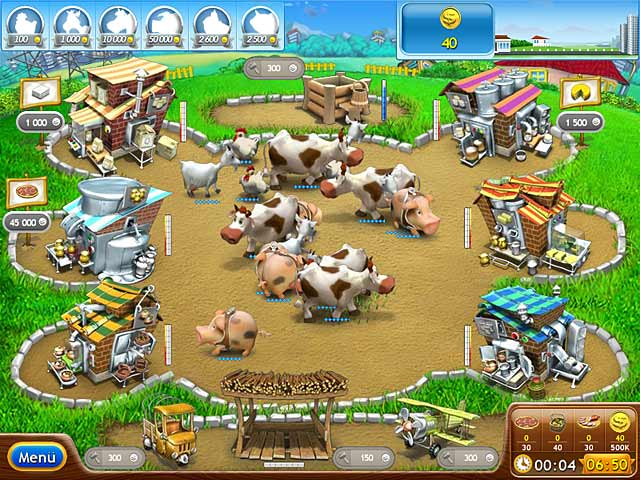 Free Download Of Farm Frenzy Pizza Party - supporterogon