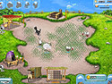 in-game screenshot : Farm Frenzy (pc) - Halte die Farm am Laufen!