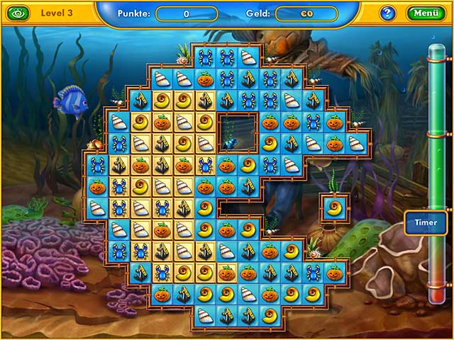Fishdom - Spooky Splash Screenshots