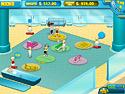 in-game screenshot : Fitness Frenzy (pc) - Bringe Deine Kunden in top Form!