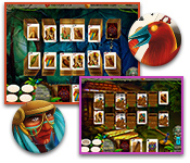 Computerspiele - Das Gold der Inkas Solitaire