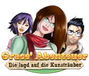 Grace' Abenteuer - Die Jagd auf die Kunsträuber