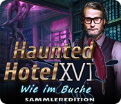 Haunted Hotel: Wie im Buche Sammleredition