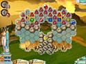 in-game screenshot : Heroes of Hellas 2: Olympia (pc) - Baue Städte mit 3-Gewinnt-Spaß!