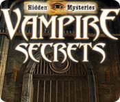 Computerspiele herunterladen : Hidden Mysteries®: Vampire Secrets