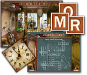 Computerspiele - Hidden Object Crosswords