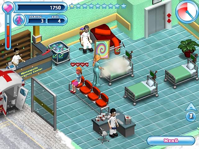 spiel hospital