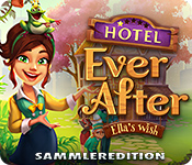 Computerspiele herunterladen : Hotel Ever After: Ella's Wish Sammleredition
