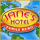 Computerspiele herunterladen : Jane`s Hotel: Family Hero