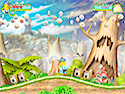 in-game screenshot : Jumpin' Jack (pc) - Rette Jacks Familie von der Unterwelt!
