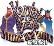 Computerspiele herunterladen : Kaptain Brawe: A Brawe New World