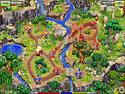 in-game screenshot : LandGrabbers (pc) - Erobere die Welt!