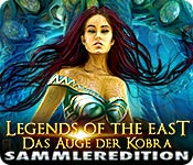 Computerspiele herunterladen : Legends of the East: Das Auge der Kobra Sammleredition