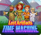 Computerspiele herunterladen : Lost Artifacts: Time Machine