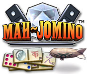 Mah-Jomino - Featured Game!