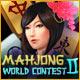 Neue Computerspiele Mahjong World Contest 2