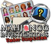 Mahjongg Investigation: Under Suspicion