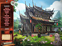 in-game screenshot : Master Wu and the Glory of the Ten Powers (pc) - Reise mit Mr. Wu  durch das alte China!