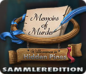 Memoirs of Murder: Willkommen in Hidden Pines Sammleredition