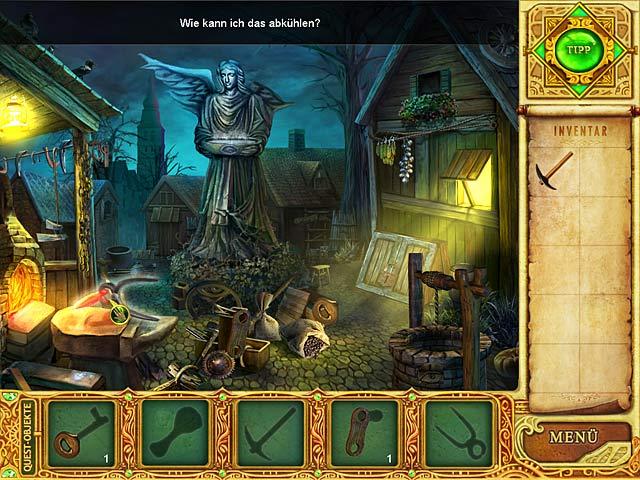 Mystery Age: Der kaiserliche Stab Screenshots