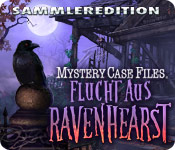 Mystery Case Files®: Flucht aus Ravenhearst Sammleredition