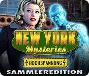 Computerspiele herunterladen : New York Mysteries: Hochspannung Sammleredition