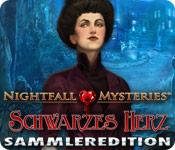 Computerspiele herunterladen : Nightfall Mysteries: Schwarzes Herz Sammleredition