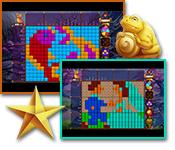 Computerspiele - Rainbow Mosaics: Liebeslegende