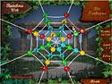 in-game screenshot : Rainbow Web (pc) - Ein Spinnennetz voller Überraschungen!