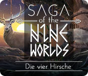 Computerspiele herunterladen : Saga of the Nine Worlds: Die vier Hirsche