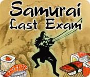 Computerspiele herunterladen : Samurai Last Exam