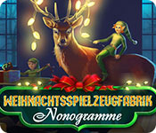 Computerspiele herunterladen : Weihnachtsspielzeugfabrik: Nonogramme