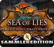 Computerspiele herunterladen : Sea of Lies: Der Fluch des Piratenkönigs Sammleredition