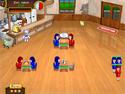 in-game screenshot : Snowy Lunch Rush (pc) - Hier spielt ein kleiner Eisbär die Hauptrolle.