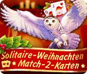 Solitaire-Weihnachten: Match 2 Karten