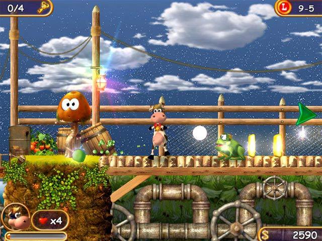 Screenshot für Supercow