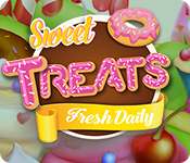 Computerspiele herunterladen : Sweet Treats: Fresh Daily