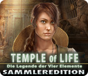 Temple of Life: Die Legende der Vier Elemente Sammleredition