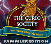 Computerspiele herunterladen : The Curio Society: Finsternis über Messina Sammleredition