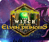 Computerspiele herunterladen : The Enthralling Realms: The Witch and the Elven Princess
