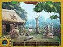 in-game screenshot : The Legend of the Golden Tome (pc) - Begib Dich auf eine Reise durch druidische Länder!