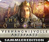 The Secret Order: Verhängnisvolle Artefakte Sammleredition
