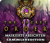 Computerspiele herunterladen : The Secret Order: Maskierte Absichten Sammleredition
