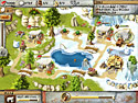 in-game screenshot : The Timebuilders: Caveman's Prophecy (pc) - Führe Deinen Stamm aus seiner Höhle.