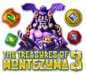 Computerspiele herunterladen : The Treasures of Montezuma 3