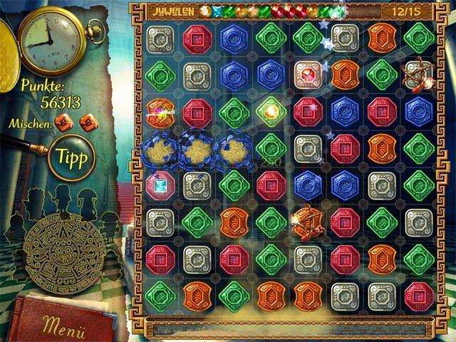 Computerspiele herunterladen : The Treasures Of Montezuma